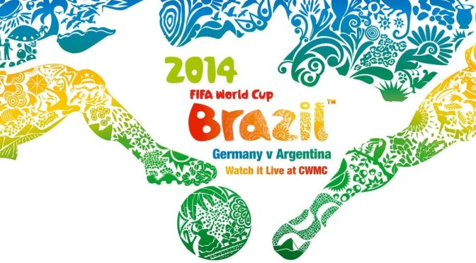 Germany v Argentina Live Final, FIFA World Cup Final 2014 promo image