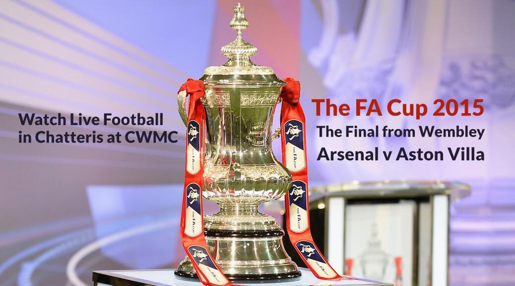 Arsenal v Aston Villa, FA Cup Final 2015
